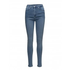 2nd One Women Amy 863 Clear Blue Jeans Skinny Highwaisted 16648790 XOQWDIJ