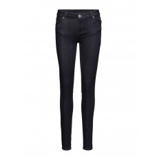 2nd One Women Nicole 112 Golden Rinse Jeans Skinny Button and zip closure 14498473 LIVXMOU
