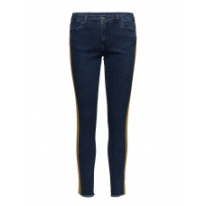 2nd One Women Nicole 890 Blue Utility Jeans Skinny Button and zip closure 16123850 FKJBPHU