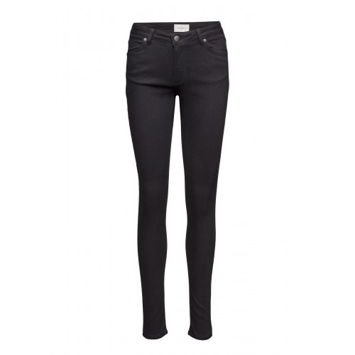 FIVEUNITS Women Penelope 307 Black Noise Jeans Skinny Button and zip closure 14484881 VBJVOFW