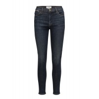 FRAME Women LE HIGH SKINNY Regular Button and zip closure 16446844 XICJGST
