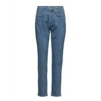 Gestuz Women Cecily jeans ZE3 16 Button and zip closure 15216512 PRMHJJD