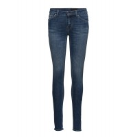 Tiger of Sweden Jeans Women SLIGHT Slim-fit Button and zip closure 16445455 ZLKFUCX