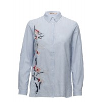 Imitz Women Shirt l/s Woven Front button closure 16617973 JRVQOTB
