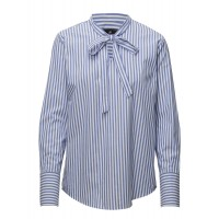 Park Lane Women Shirt with bow tie Classic/ Regular Timeless and versatile design 17336351 CCKUDRR