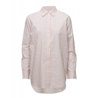 Scotch & Soda Women Shirt with small embroidery detail Classic/ Regular Front button placket 16826460 NTATNRR