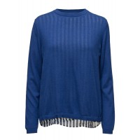 Minus Women Becka knit pullover Regular Creates an edgy look when paired with jeans 17976451 NLPOGPB