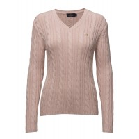 Morris Lady Women Madeleine Knit Slim-fit Cable knit 15935671 OQBBFJK