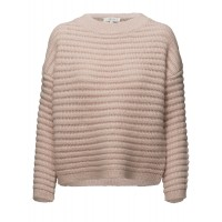 Selected Femme Women SFBILA LS KNIT O-NECK Creates an edgy look when paired with jeans 16728365 MMNJSFZ
