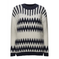 Stig P Women Alise knit sweater Ideal for cool autumn and winter days. 16440045 RSBBIEG