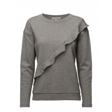 Esprit Casual Women Sweatshirts Regular Drop shoulder seams 16341267 XZVXUHV