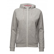 GANT Women OP2. GANT RISING STAR FULL ZIP HOOD Made from stretch jersey fabric. 16669363 HEENUGM