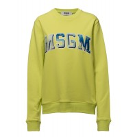 MSGM Women SWEATSHIRT Casual/ Loose Fit Perfect for creating your own personal look 17920967 NLCBULC