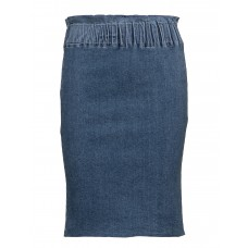 2nd One Women Solange 833 Raw Stone Blue Skirt Slim-fit Feminine silhouette 16648680 EIYFMZG