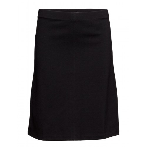 filippa k clean jersey skirt