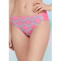 Crown & Ivy Women Arabesque Groove Hipster Pink Multi NBUVOWN