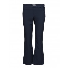 2nd One Women Bella 872 Navy Pants Slim-fit Stretch fabric 15280020 NOORVHT