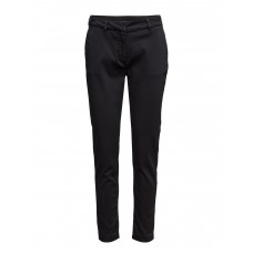 2nd One Women Carine 065 Black Pants Regular Stretch fabric 13766859 LDGTMUK