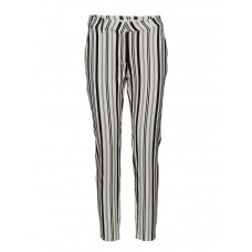 2nd One Women Carine 804 PJ Striped Pants Regular Medium rise waist 17446151 YKCDDXH