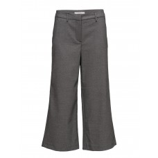 2nd One Women Eloise 113 Crop Black Shade Pants Regular Concealed hook and zip closure 15776856 XDGAUBT