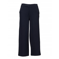 2nd One Women Eloise 810 Crop Navy Waffle Pants Loose Cropped length 17446253 CODTAMM